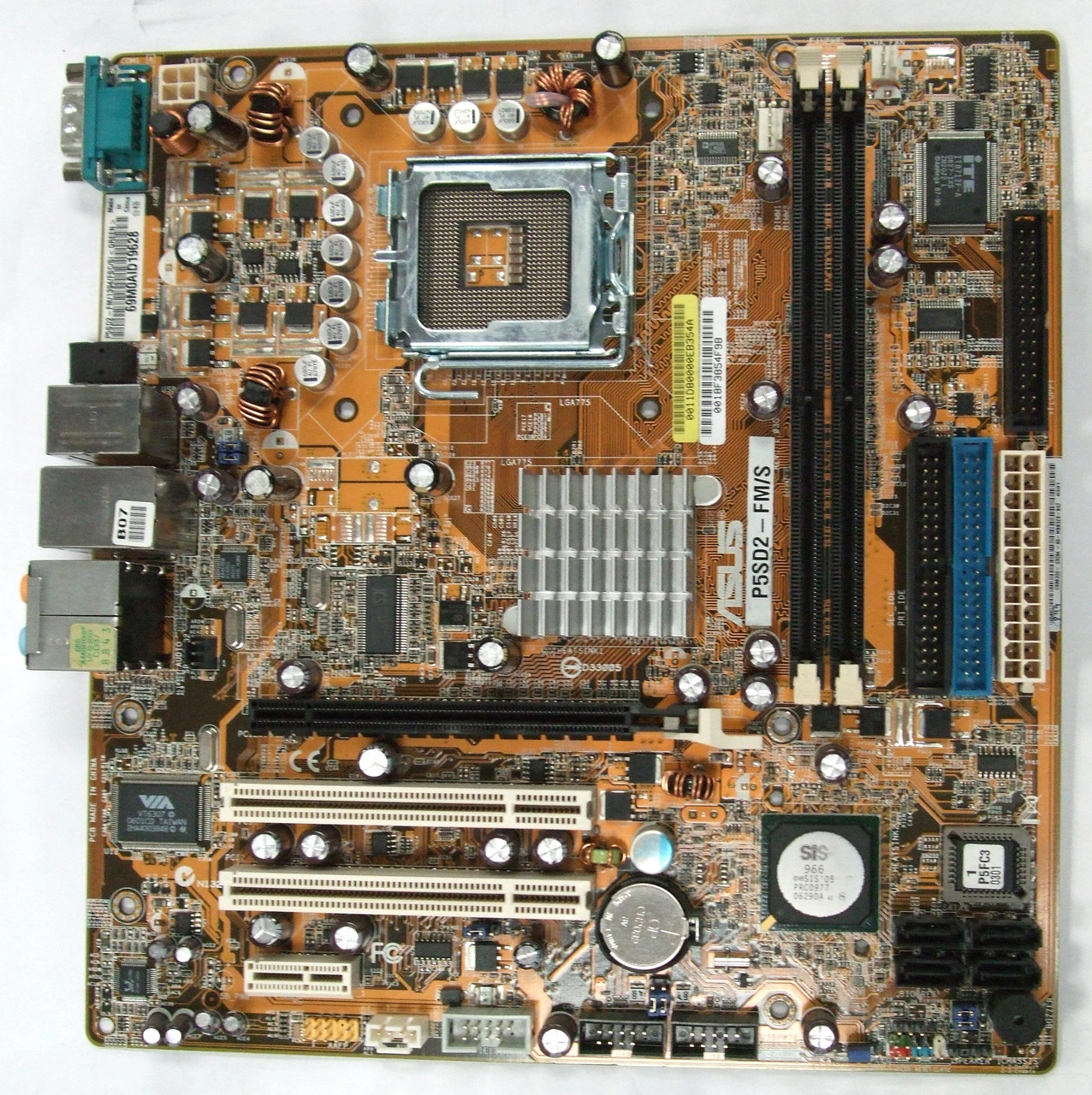 drivers asus p5sd2-fm