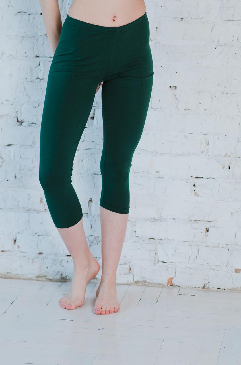 Bono Лосины темно-зеленые 950107