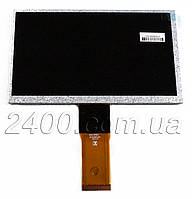 Дисплей - матрица планшета Digma Optima, Digma TT7020MG 50 pin 3,5х100х165мм, фото 1