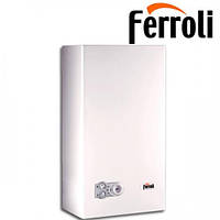 Hастенный газовый котел Ferroli Domina C28D