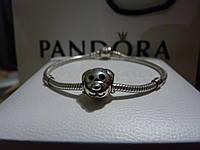 Pandora серебряный шарм Собачка Pet Charm Пандора