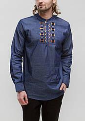 Джинсовые рубашки мужские - Радан