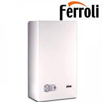 Hастенный газовый котел Ferroli Domina  F28D турбо