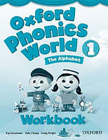 Oxford Phonics World 1 Workbook. The Alphabet (Проект №13)