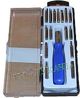 Набір викруток для  мобілки в коробці квадратна