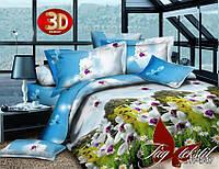 Евро размер постельного белья, недорогое, XHY547