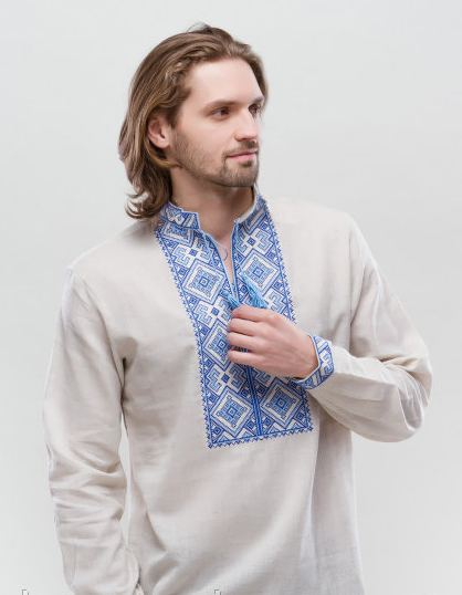 Вышивка рубашка - Берегиня