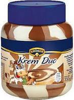Шоколадно-молочный крем DUO KRUGER, 350 г