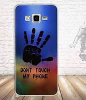 Эксклюзивный силиконовый чехол с принтом для Samsung Galaxy G530 G531 Grand Prime Рука