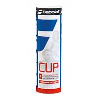 Воланы для бадминтона Babolat Nylon Shuttle Cup 6 шт