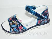 Детские босоножки бренда Y.TOP для девочек (рр. с 26 по 31)