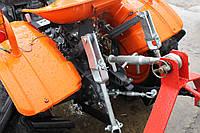 Навеска трехточечная для японских мини тракторов. Раскосы. Полный комплект.