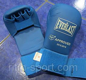 Перчатки для карате Everlast (WKF) Размер M