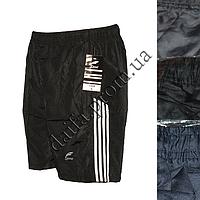 Мужские шорты (плащевка) 132m оптом со склада в Одессе.