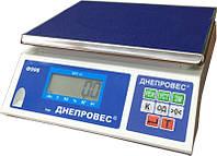 Весы фасовочные Днепровес Ф998-3Л