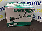 Бензокоса GARDTECH GT-4200 (1 диск /1 бабина), фото 3