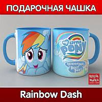 Чашка Rainbow Dash (Радуга Дэш)