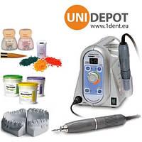 Зуботехническое оборудование и материалы