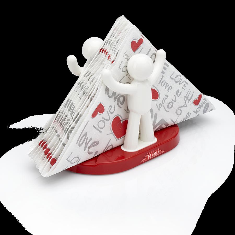 Диспенсер серветок настільний АБС пластик,Ф 339