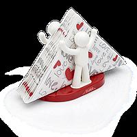 Диспенсер для салфеток настольный АБС пластик, Ф 339, Киев