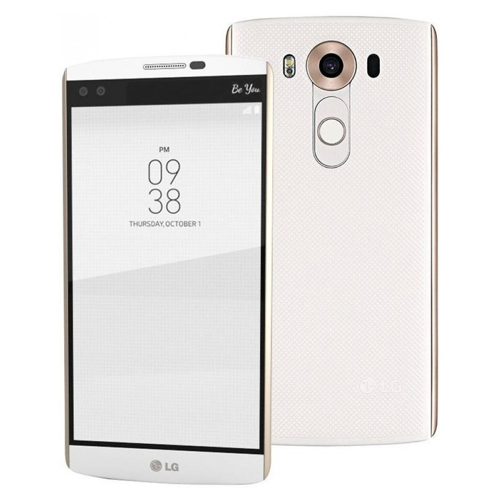 Смартфон LG V10 (White)