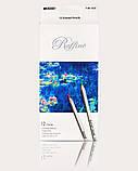 """Цветные карандаши  Marco """"Raffine"""" 12цв, фото 2"""