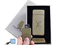 Зажигалка USB с зарядкой LV