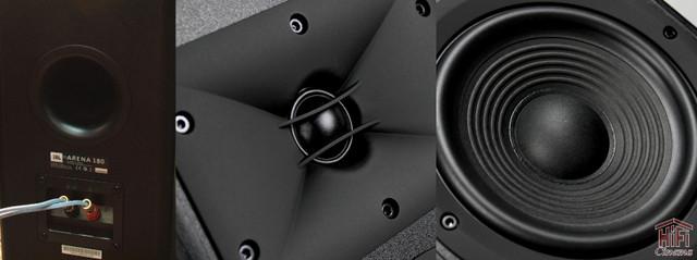 JBL Arena 170 акустическая напольная колонка фазоинверторного типа