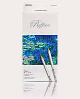 """Цветные карандаши Marco """"Raffine"""" 24цв"""