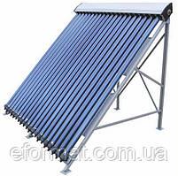 Всесезонный солнечный коллектор AXIOMA energy AX-10HP24, 100 л/сутки