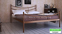 Кровать металлическая Сакура - 1 / Sakura - 1 двухспальная 160 (Метакам) 1650х2080х890 мм