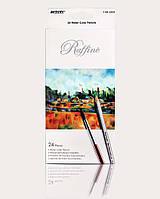"""Цветные акварельные карандаши Marco """"Raffine"""" 24цв"""