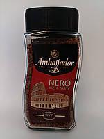 Кофе растворимый Ambassador Nero Rich Taste, 190 гр