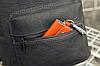 Модный серый рюкзак, фото 4