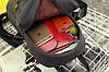 Модный серый рюкзак, фото 5