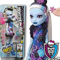 Монстер Хай  Эбби Боминейбл  Вечеринка Монстров Monster High Abbey Bominable Party Ghouls