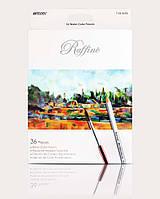 """Цветные акварельные карандаши Marco """"Raffine"""" 36цв, фото 1"""