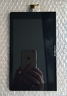 Оригинальный дисплей (модуль) + тачскрин (сенсор) для Lenovo Yoga Tablet 8 B6000 (черный цвет), фото 1