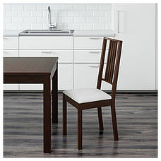 Стул кухонный  Бук М Fn, коричневый, фото 2