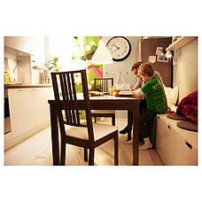 Стул кухонный  Бук М Fn, коричневый, фото 3