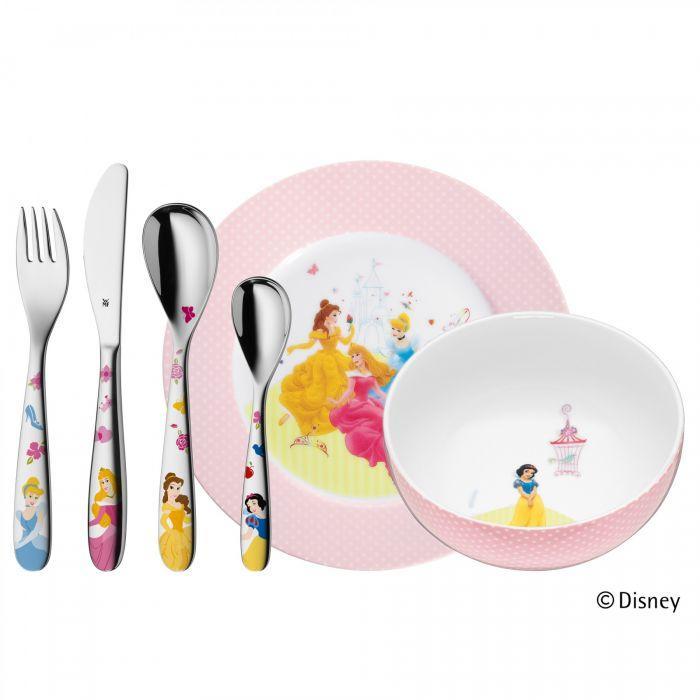 Набор детской посуды WMF Princess 6 предметов 1282409964
