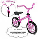 Беговел Чикко Розовая стрела Balance Bike Pink Arrow Chicco 0171661, фото 3
