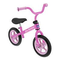 Беговел Чикко Розовая стрела Balance Bike Pink Arrow Chicco 0171661