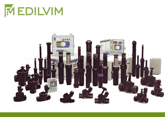 Системы полива и капельного орошения, электроклапаны, таймеры, программаторы, фитинги