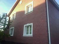 Фасадные панели Коллекция BERG (кирпич)