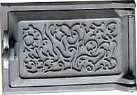 Дверка поддувальная (зольная) на защелке ДПЗ (240 х 165 мм.)