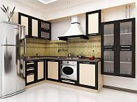 Кухня ADELE венге - 5