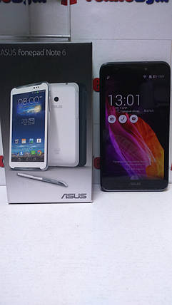 НА ЗАПЧАСТИ.Asus FonePad Note 6 16Gb Gray, фото 2