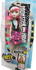 Кукла Monster High Party Ghouls Rochelle Goyle Монстер Хай Рошель Гойл Вечеринка монстров