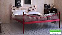 Кровать металлическая Сакура - 1 / Sakura - 1 двухспальная 180 (Метакам) 1850х2080х890 мм